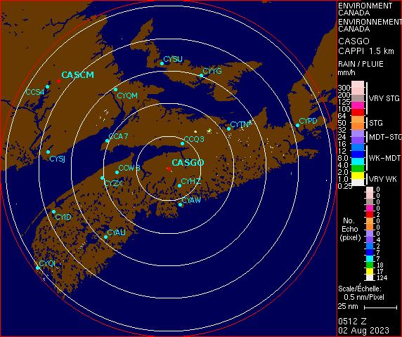 Halifax Radar